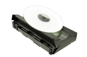 VHS auf DVD überspielen