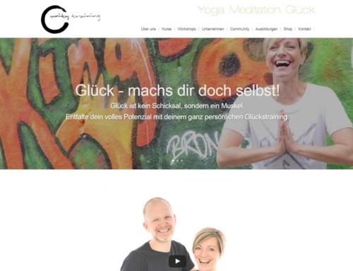 Unity Training – Deutschlands erstes Studio für Glücksfitness