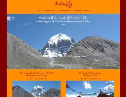SVARUPA Kailashreise Tibet und Yogaretreat Nepal