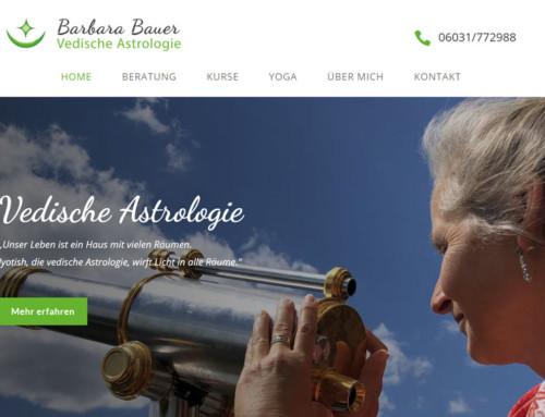 Vedische Astrologie – Barbara Bauer in Friedberg